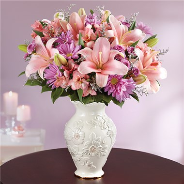 Mother's Day flowers from the Black Opal Florist