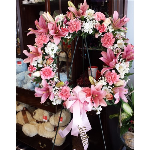 Twenty-One_Inch_Funeral_Wreath_175